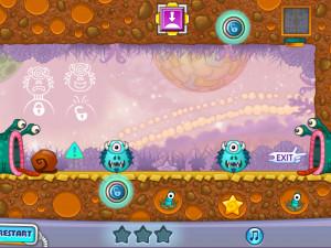 Онлайн игра Улитка Боб 4: Космос (Snail Bob 4: Space) (изображение №8)