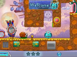 Онлайн игра Улитка Боб 4: Космос (Snail Bob 4: Space) (изображение №7)