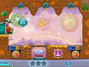 Онлайн игра Улитка Боб 4: Космос (Snail Bob 4: Space) (изображение №5)