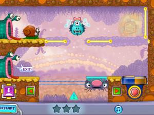 Онлайн игра Улитка Боб 4: Космос (Snail Bob 4: Space) (изображение №2)