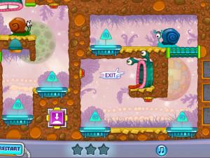 Онлайн игра Улитка Боб 4: Космос (Snail Bob 4: Space) (изображение №11)