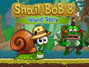 Улитка Боб 8: История острова