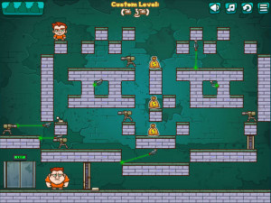 Онлайн игра Ловкие воры 4: Создатель (Money Movers 4: Maker) (изображение №3)