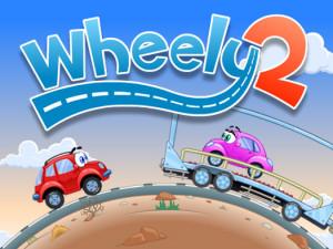 Онлайн игра Вилли 2 (Wheely 2) (изображение №1)