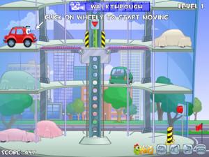 Онлайн игра Вилли 2 (Wheely 2) (изображение №16)
