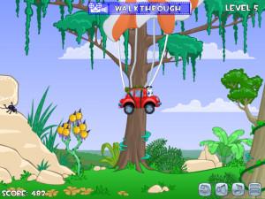 Онлайн игра Вилли 2 (Wheely 2) (изображение №14)