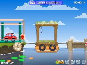 Онлайн игра Вилли 2 (Wheely 2) (изображение №13)