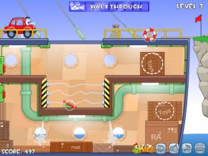 Онлайн игра Вилли 2 (Wheely 2) (изображение №11)