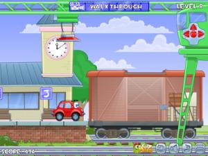 Онлайн игра Вилли 2 (Wheely 2) (изображение №9)