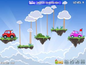 Онлайн игра Вилли 2 (Wheely 2) (изображение №8)