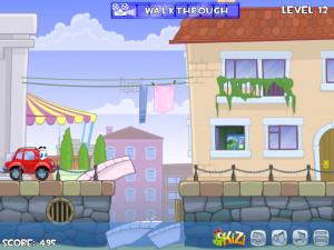 Онлайн игра Вилли 2 (Wheely 2) (изображение №6)