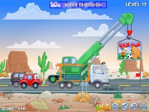 Онлайн игра Вилли 2 (Wheely 2) (изображение №5)