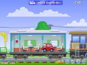 Онлайн игра Вилли 2 (Wheely 2) (изображение №4)