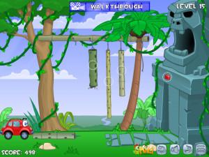 Онлайн игра Вилли 2 (Wheely 2) (изображение №3)
