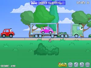 Онлайн игра Вилли 2 (Wheely 2) (изображение №2)