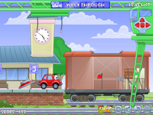 Онлайн игра Вилли 2 (Wheely 2) (изображение №17)