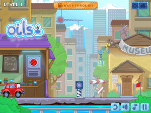 Онлайн игра Вилли 4: Путешествие во времени (Wheely 4: Time Travel) (изображение №16)