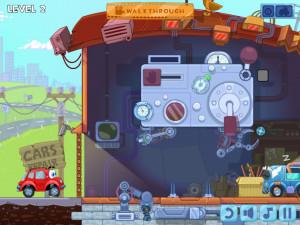 Онлайн игра Вилли 4: Путешествие во времени (Wheely 4: Time Travel) (изображение №15)