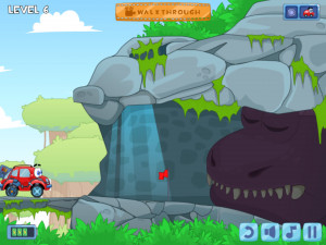 Онлайн игра Вилли 4: Путешествие во времени (Wheely 4: Time Travel) (изображение №13)