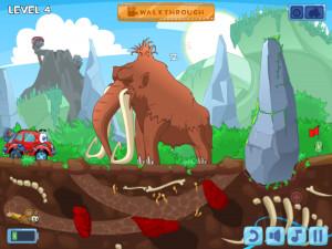 Онлайн игра Вилли 4: Путешествие во времени (Wheely 4: Time Travel) (изображение №10)