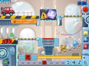 Онлайн игра Вилли 4: Путешествие во времени (Wheely 4: Time Travel) (изображение №5)