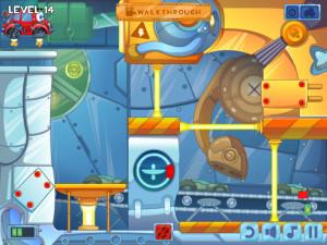 Онлайн игра Вилли 4: Путешествие во времени (Wheely 4: Time Travel) (изображение №2)