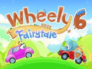 Онлайн игра Вилли 6: Сказка (Wheely 6: Fairytale) (изображение №1)