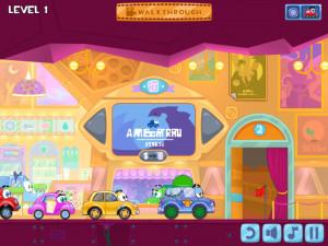 Онлайн игра Вилли 6: Сказка (Wheely 6: Fairytale) (изображение №9)