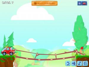 Онлайн игра Вилли 6: Сказка (Wheely 6: Fairytale) (изображение №8)