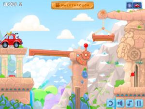 Онлайн игра Вилли 6: Сказка (Wheely 6: Fairytale) (изображение №7)