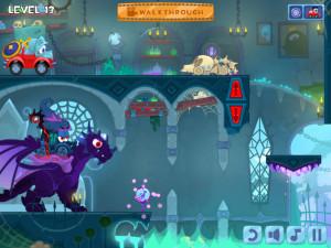 Онлайн игра Вилли 6: Сказка (Wheely 6: Fairytale) (изображение №15)