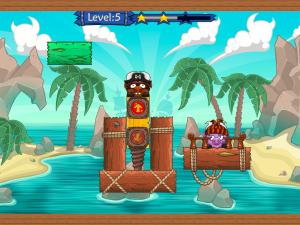 Онлайн игра Бравый Бык: Пираты (Brave Bull: Pirates) (изображение №6)