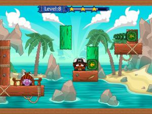 Онлайн игра Бравый Бык: Пираты (Brave Bull: Pirates) (изображение №5)