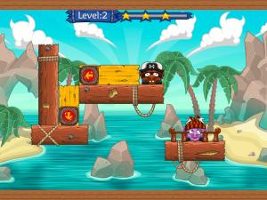 Онлайн игра Бравый Бык: Пираты (Brave Bull: Pirates) (изображение №4)