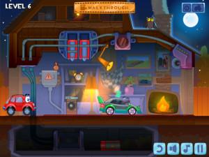 Онлайн игра Вилли 7: Детектив (Wheely 7: Detective) (изображение №15)