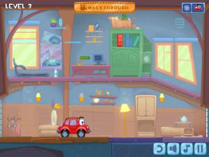 Онлайн игра Вилли 7: Детектив (Wheely 7: Detective) (изображение №14)