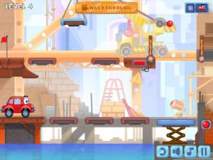 Онлайн игра Вилли 7: Детектив (Wheely 7: Detective) (изображение №13)