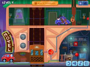 Онлайн игра Вилли 7: Детектив (Wheely 7: Detective) (изображение №12)