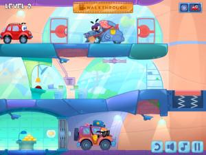 Онлайн игра Вилли 7: Детектив (Wheely 7: Detective) (изображение №10)