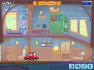Онлайн игра Вилли 7: Детектив (Wheely 7: Detective) (изображение №9)