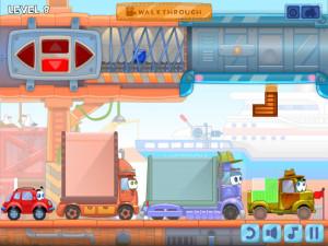 Онлайн игра Вилли 7: Детектив (Wheely 7: Detective) (изображение №8)