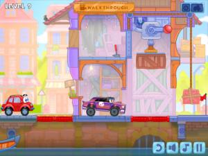 Онлайн игра Вилли 7: Детектив (Wheely 7: Detective) (изображение №7)