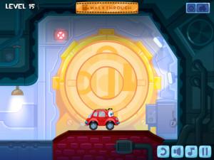 Онлайн игра Вилли 7: Детектив (Wheely 7: Detective) (изображение №16)