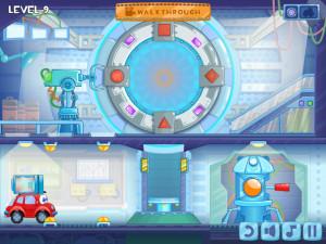 Онлайн игра Вилли 8: Пришельцы (Wheely 8: Aliens) (изображение №8)