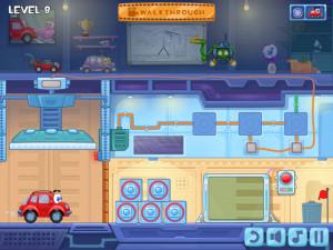 Онлайн игра Вилли 8: Пришельцы (Wheely 8: Aliens) (изображение №7)