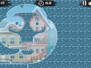 Онлайн игра Мото Х3М 4: Зима (Moto X3M 4: Winter) (изображение №4)