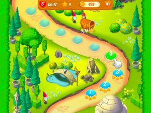 Онлайн игра Садовые Истории (Garden Tales) (изображение №5)
