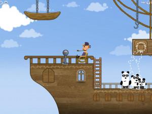 Онлайн игра 3 Панды (3 Pandas) (изображение №2)