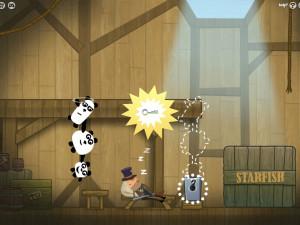 Онлайн игра 3 Панды (3 Pandas) (изображение №15)
