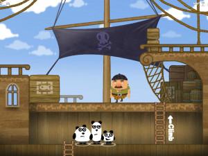 Онлайн игра 3 Панды (3 Pandas) (изображение №14)